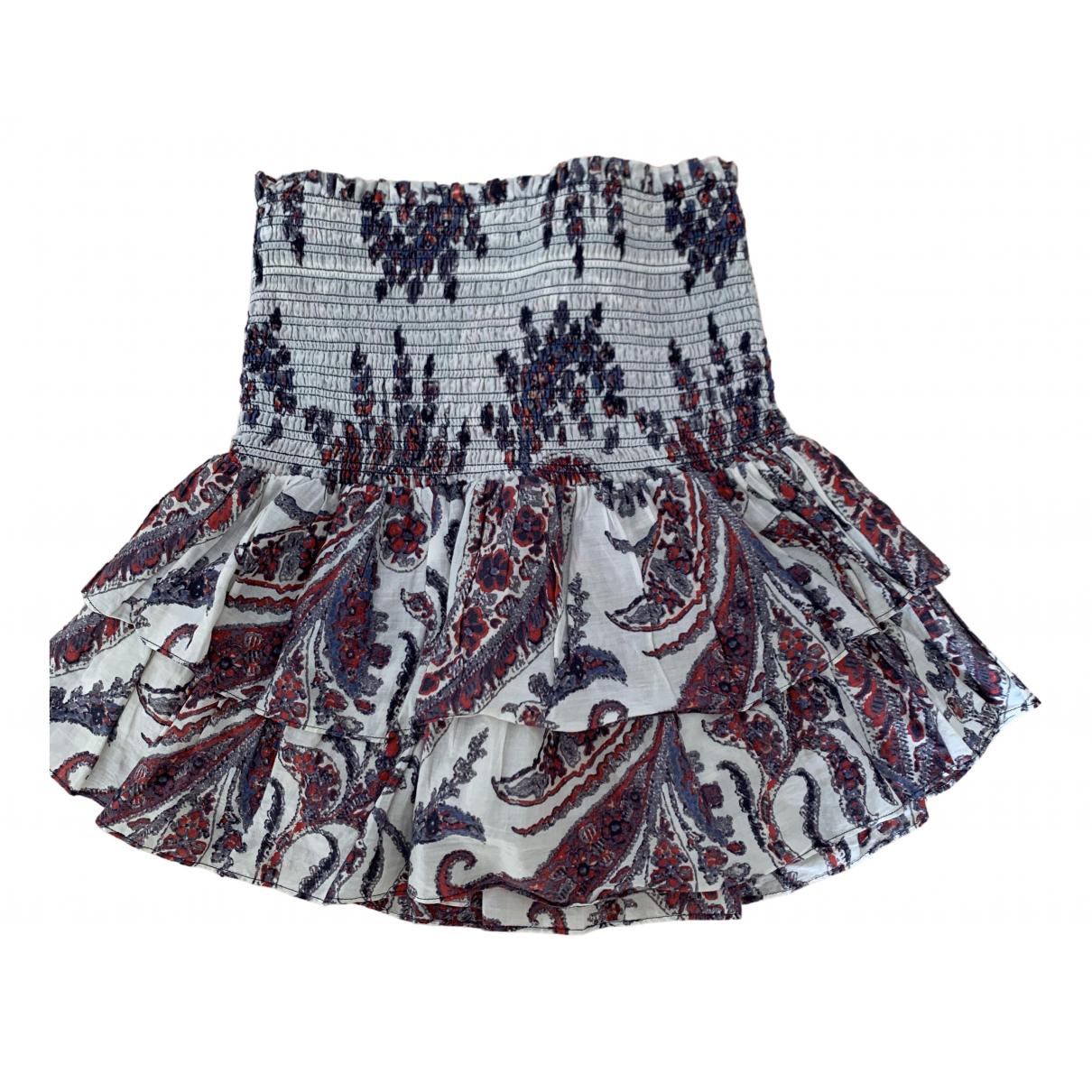 Isabel Marant \N Multicolour Cotton skirt for Women 34 FR