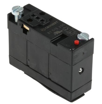 Crouzet 4/2 Pneumatic Control Valve Pilot/Spring 81 Series
