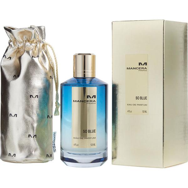 So Blue - Mancera Eau de Parfum Spray 120 ml