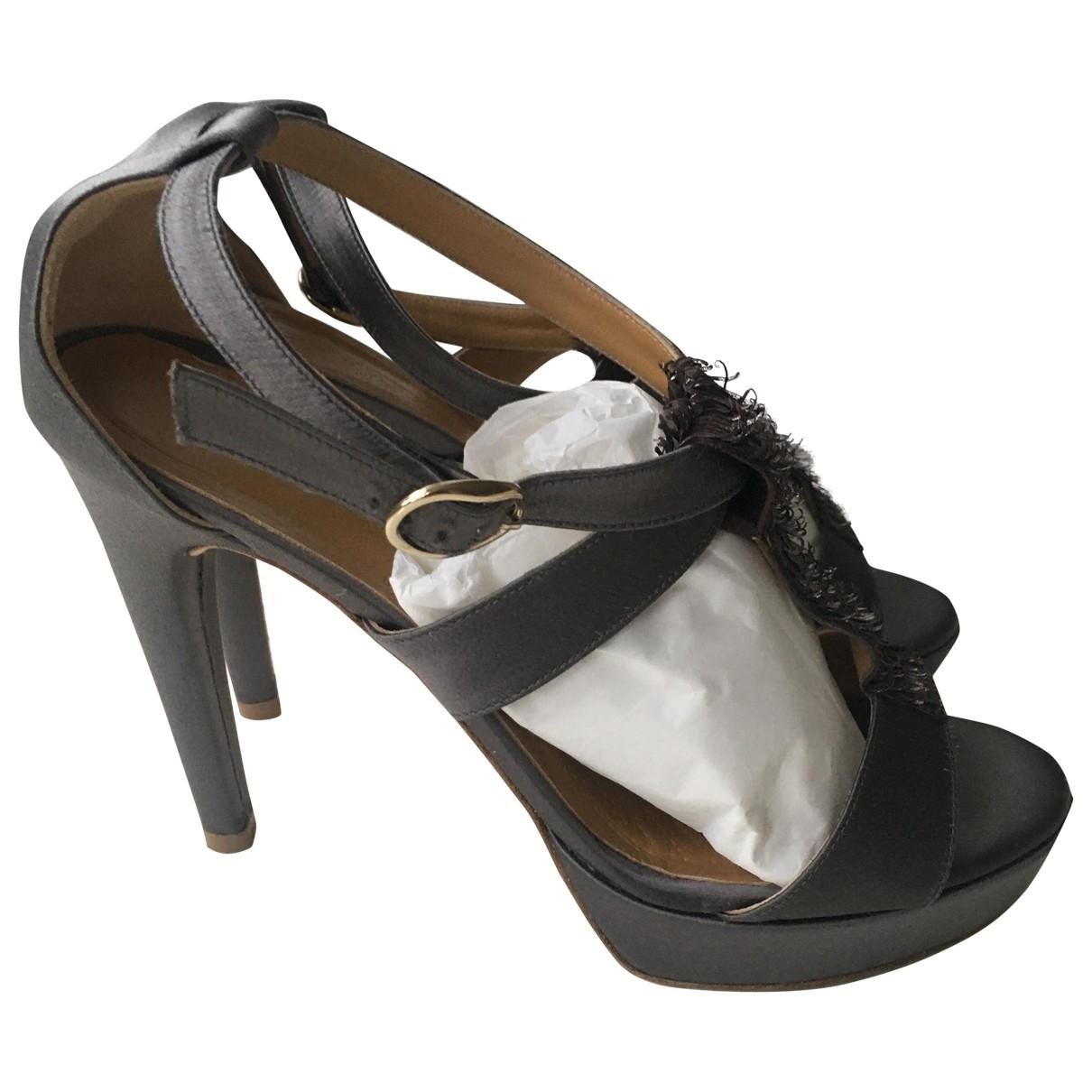 Sandalias de Lona Anya Hindmarch