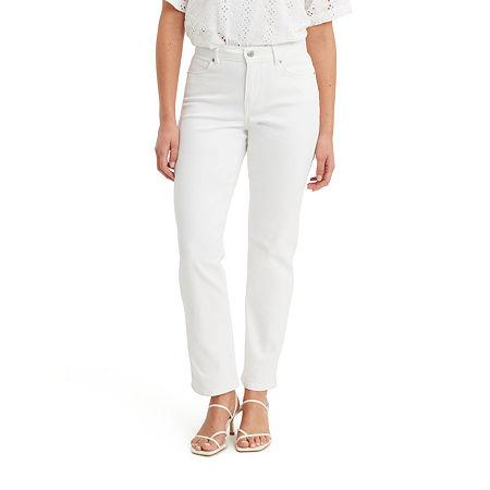 Levi's Classic Straight Jean, 12 , White