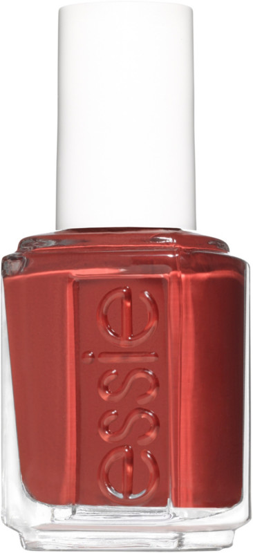 Rocky Rose Nail Polish Collection - Bed Rock & Roll (red-toned brown cream)