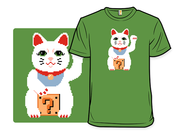 Super Maneki Bros. Remix T Shirt