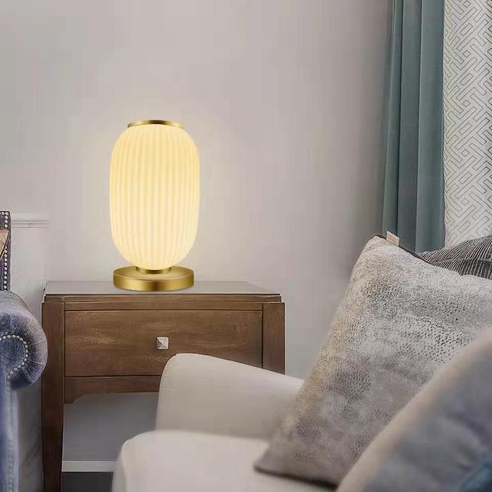3D Print Smart WiFi Table Lamp Alexa Google Home Colorful LED Bedside Night Light Voice Control APP Control
