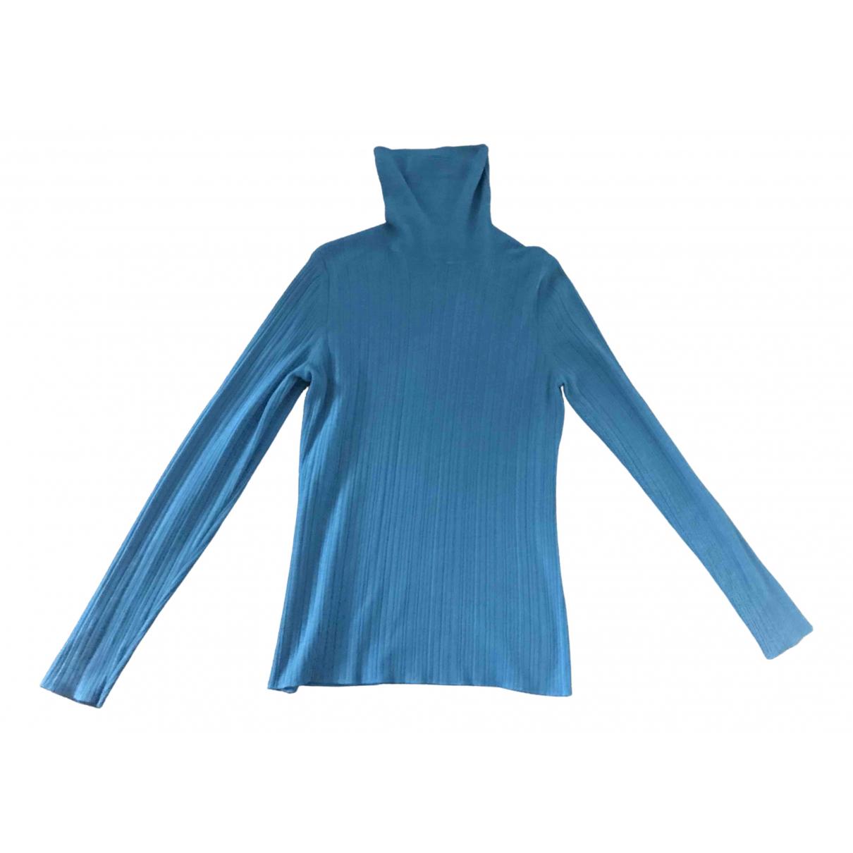 Boss \N Blue Wool Knitwear for Women S International