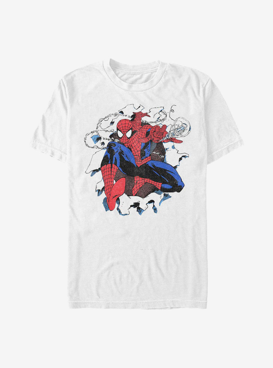 Marvel Spider-Man The Hero T-Shirt