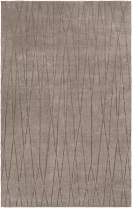 Etching ETC-4996 8' x 11' Rectangle Modern Rug in Medium