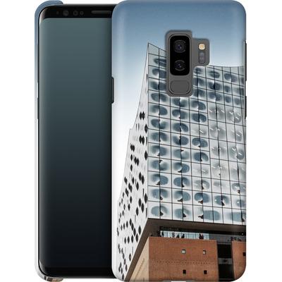 Samsung Galaxy S9 Plus Smartphone Huelle - Elbphilharmonie von caseable Designs