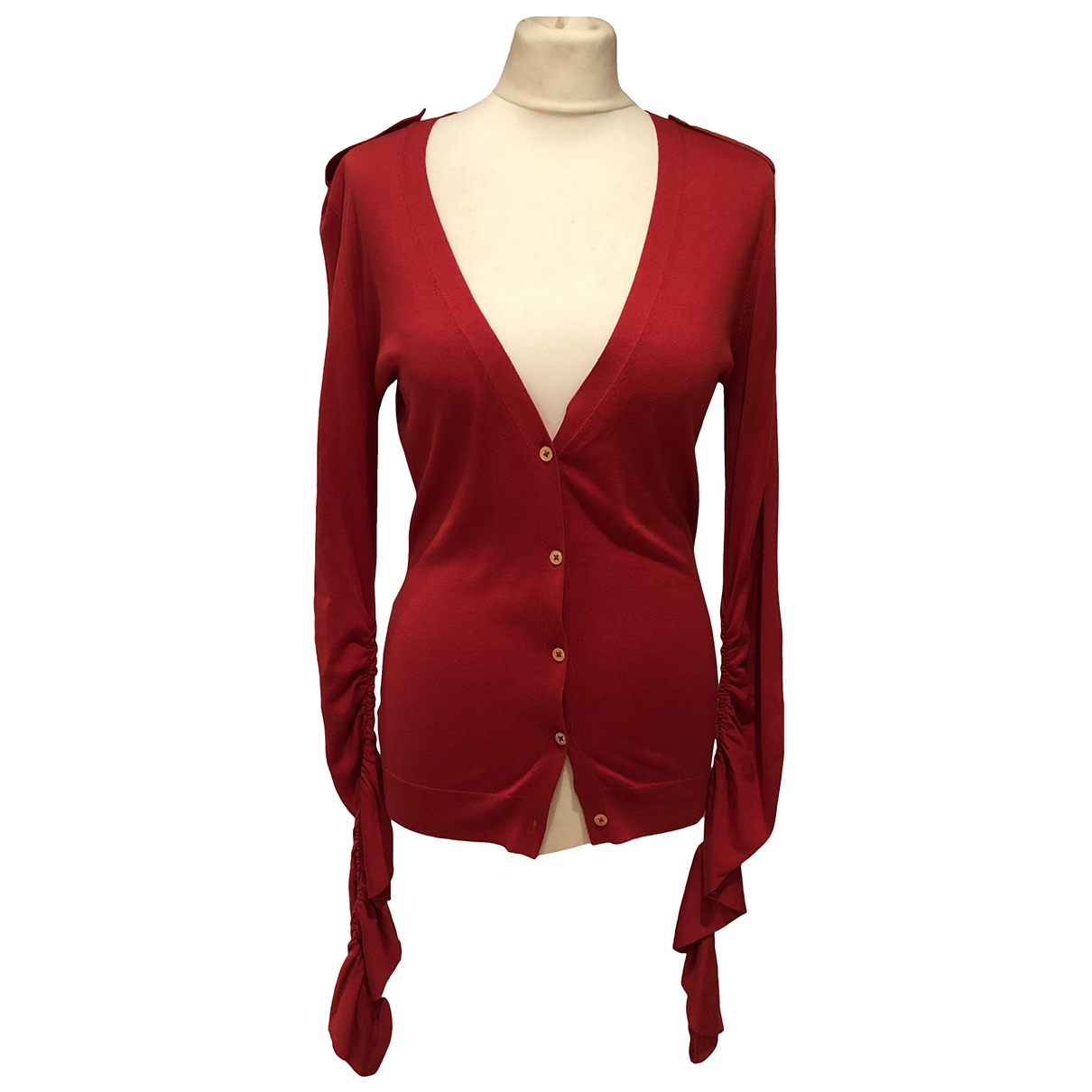 Joseph \N Red Silk Knitwear for Women L International