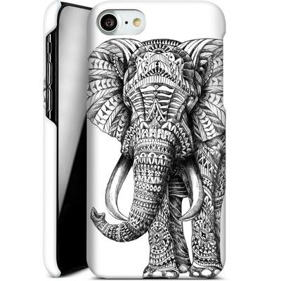 Apple iPhone 7 Smartphone Huelle - Ornate Elephant von BIOWORKZ