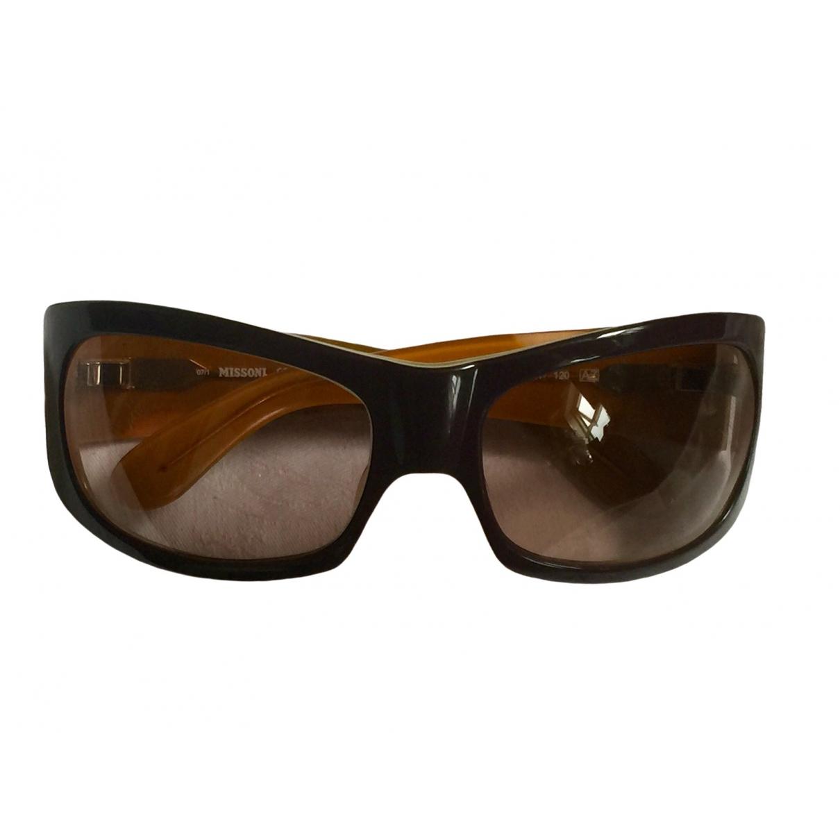 Missoni \N Purple Sunglasses for Women \N