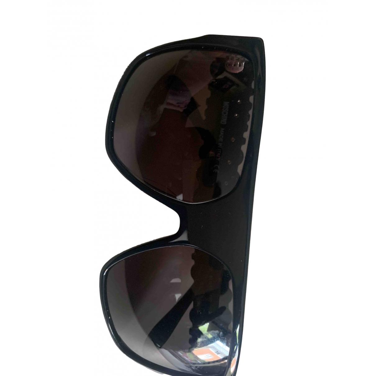 Moschino \N Black Sunglasses for Women \N