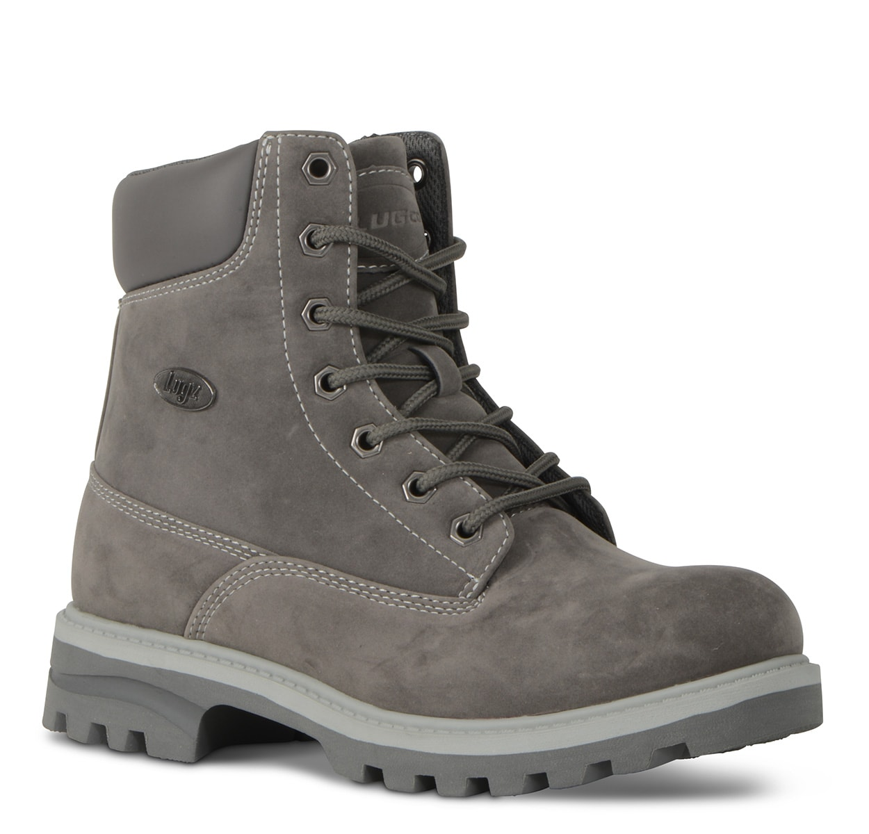 Women's Empire Hi Water Resistant 6-Inch Boot (Choose Your Color: Charcoal/Grey, Choose Your Size: 10.0)