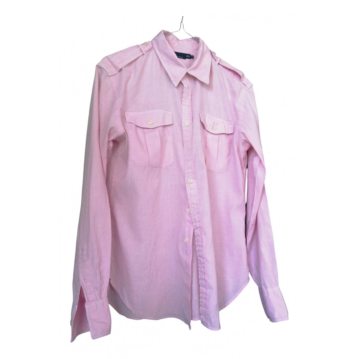 Ralph Lauren N Pink Linen  top for Women 8 US