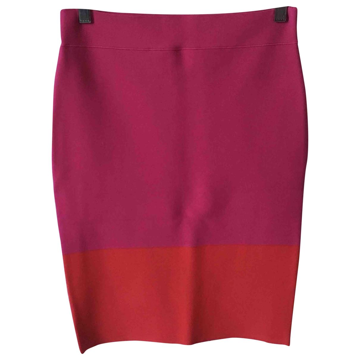 Bcbg Max Azria \N Pink skirt for Women M International