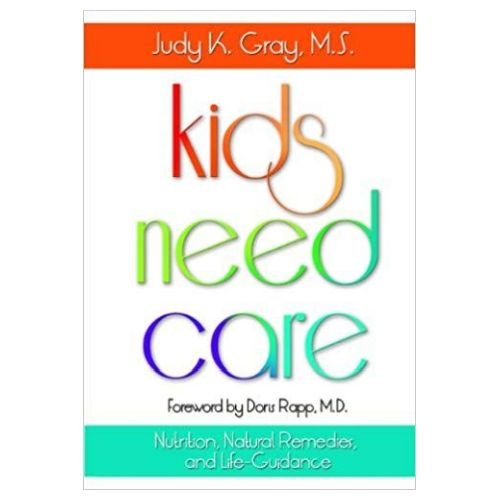 Kids Need Care Book 256 Pages by North American Herb & Spice