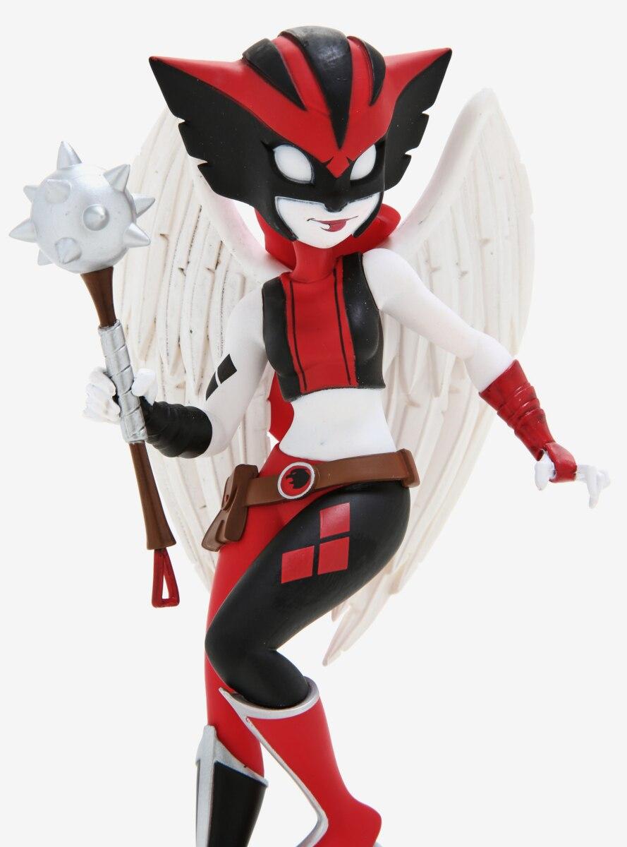 DC Artists Alley: Hawkgirl (Harley Quinn Team Variant) Designer Vinyl Figure