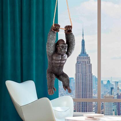 QM2958300 Gorilla Hanging From