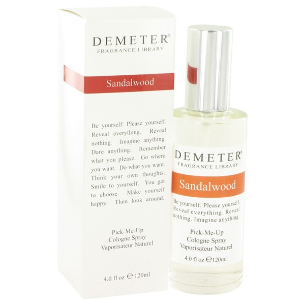 Demeter - Sandalwood : Cologne Spray 4 Oz / 120 ml