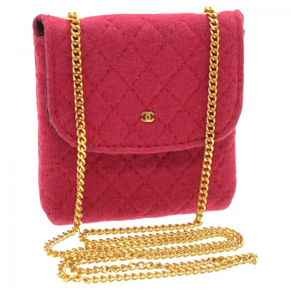 Bolso de Lona Chanel