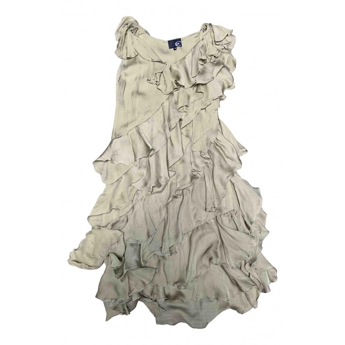 Vestido de Seda Just Cavalli