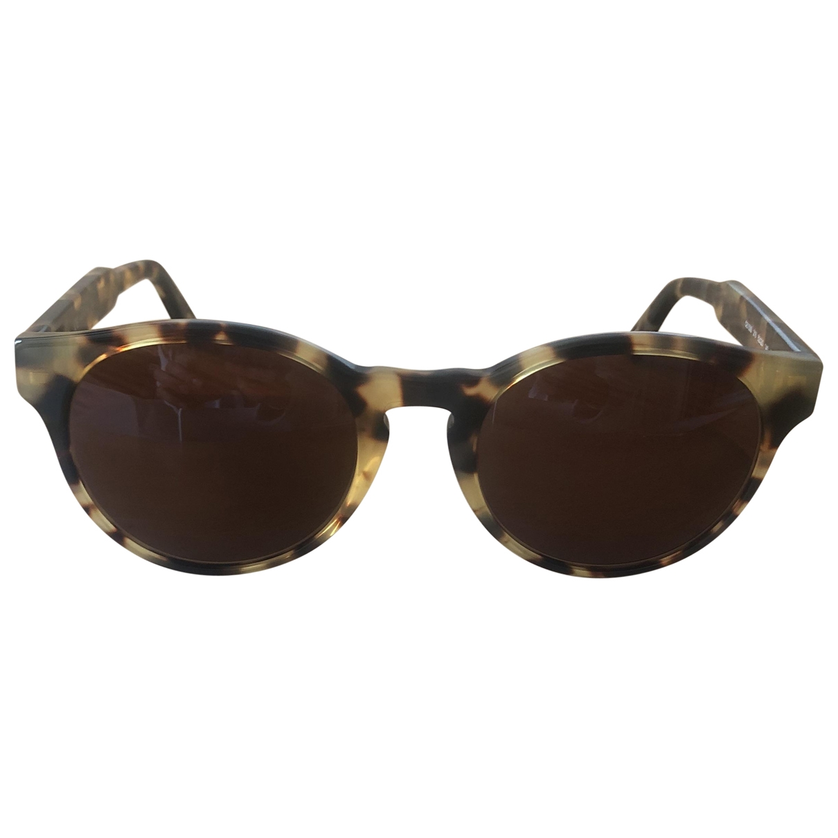 Chloé \N Beige Sunglasses for Women \N