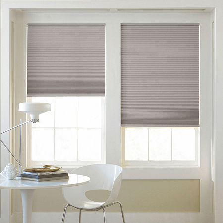 Home Expressions Cordless Blackout Cellular Shade, One Size , Gray