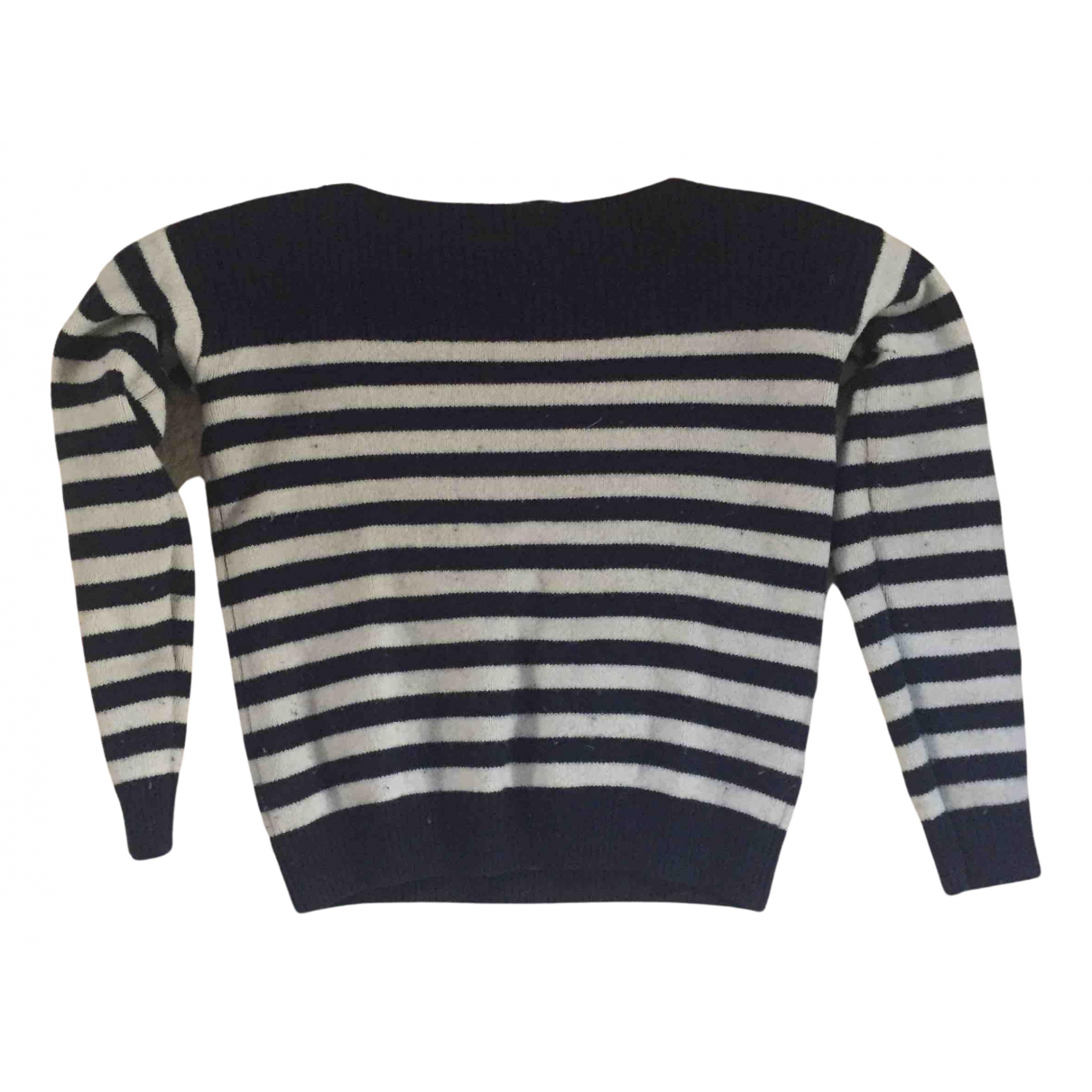 Joseph \N Pullover in  Blau Wolle