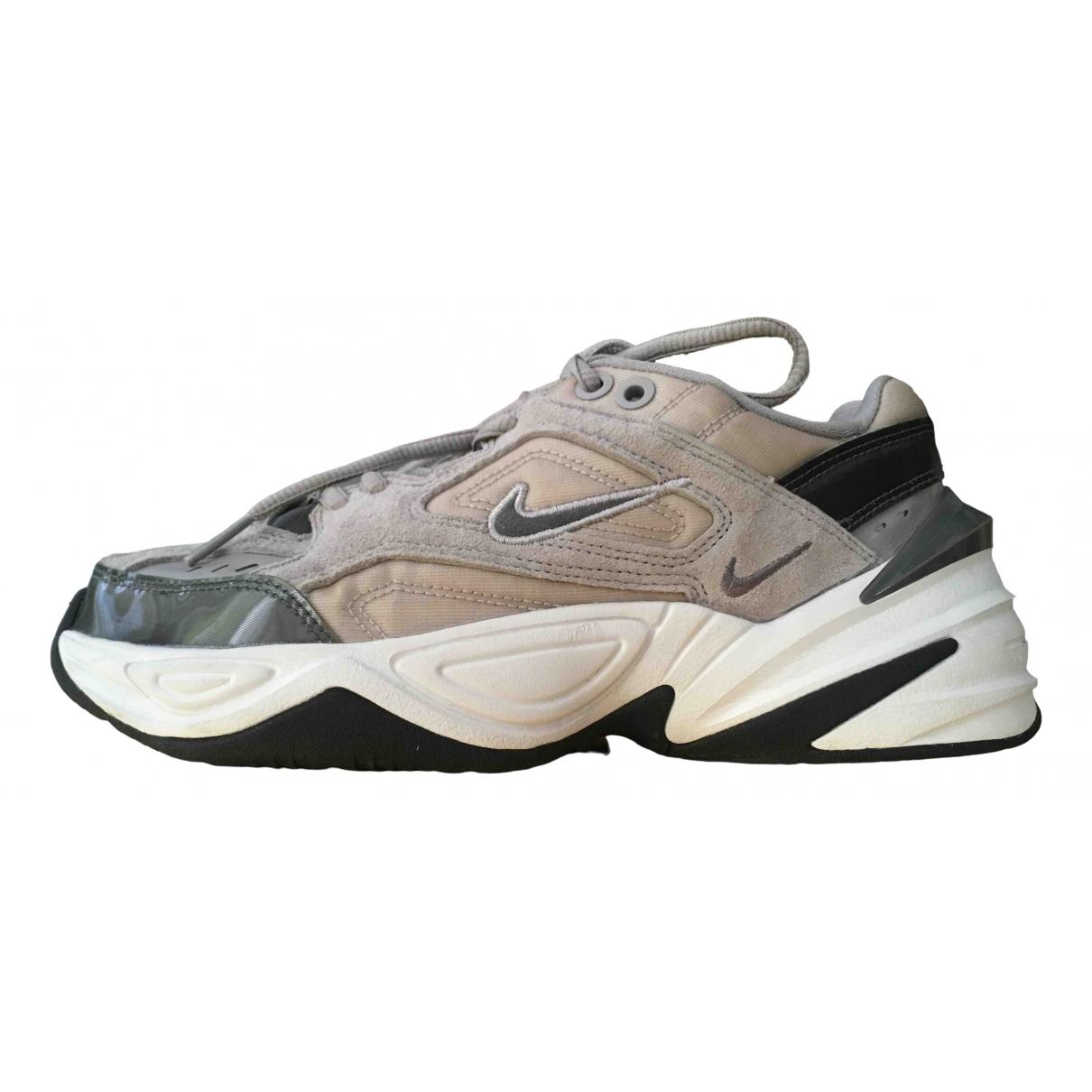Nike - Baskets M2K Tekno pour femme - gris