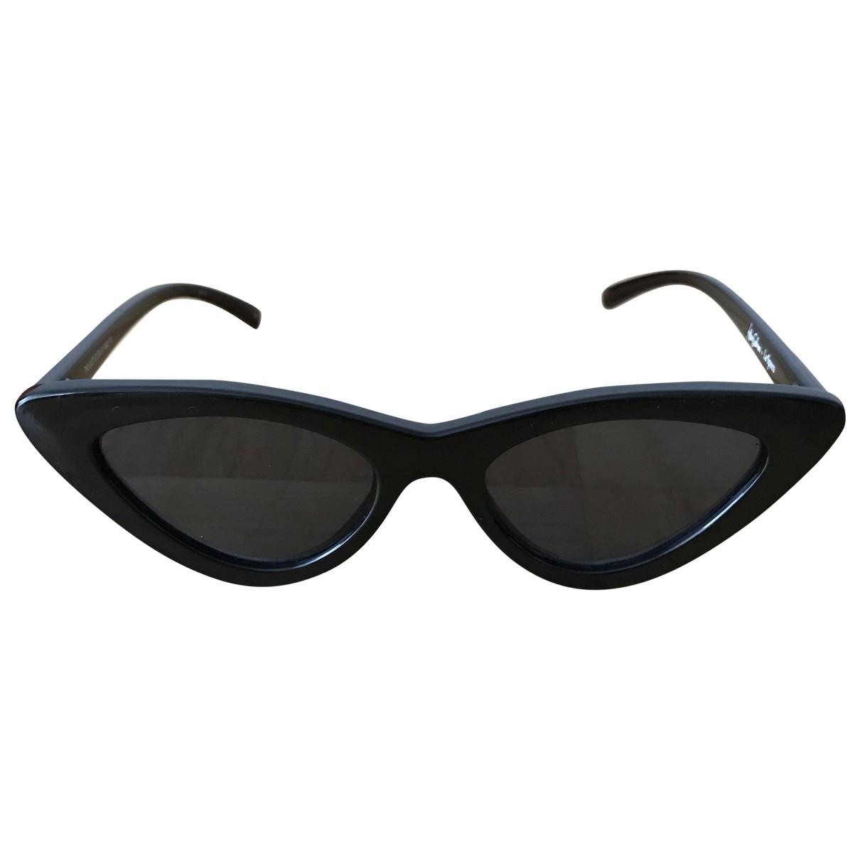 Adam Selman \N Black Sunglasses for Women \N