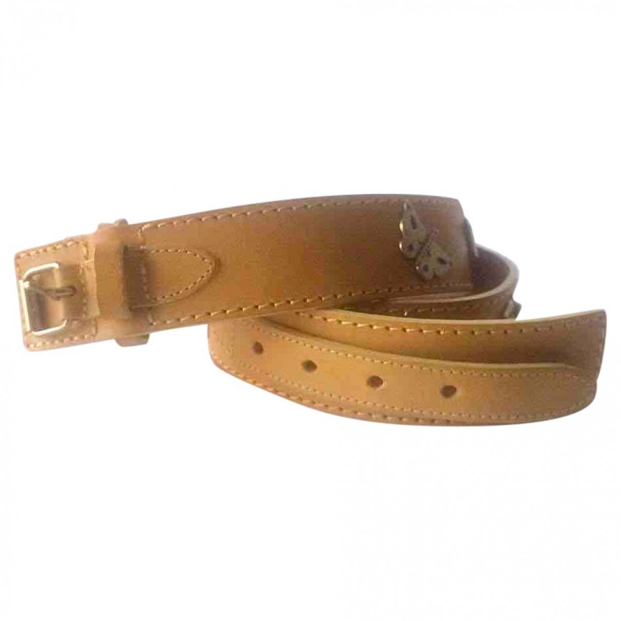 Cinturon de Cuero Paul & Joe