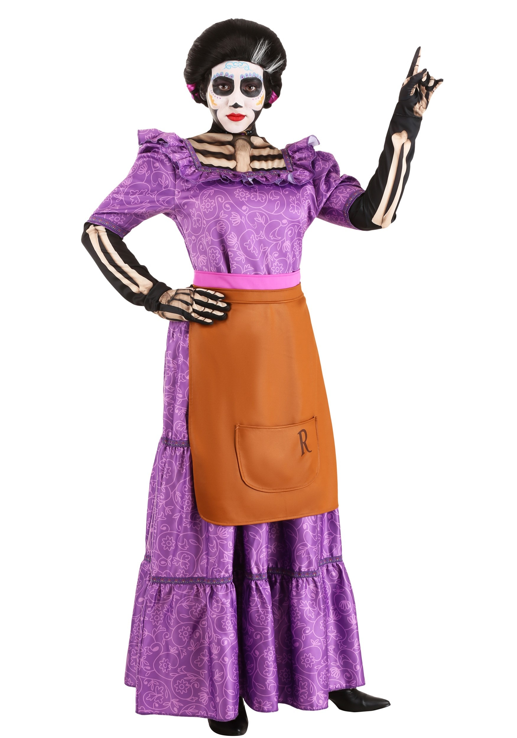 Coco Womens Mama Imelda Costume