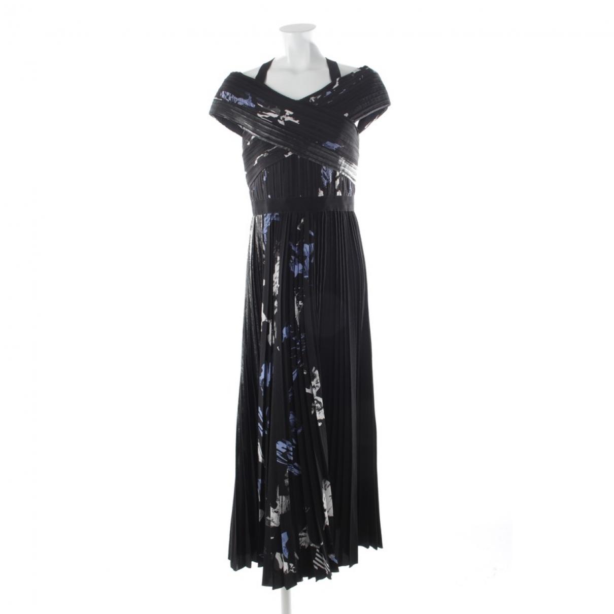 Proenza Schouler \N Kleid in  Schwarz Synthetik