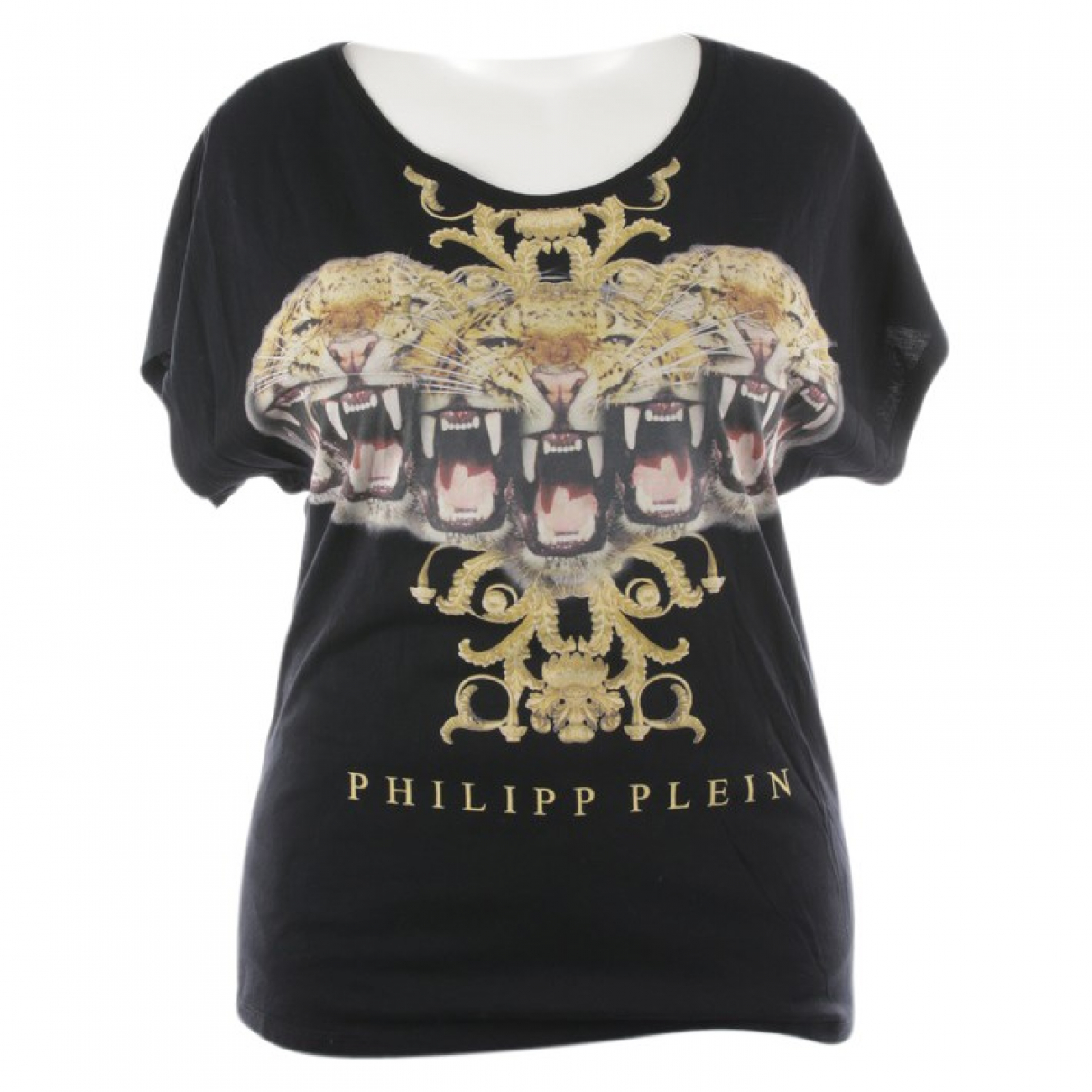 Philipp Plein - Chemises   pour homme en coton - noir