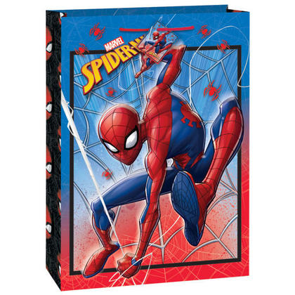 Spider-Man 1 Jumbo Gift Bag For Birthday Party