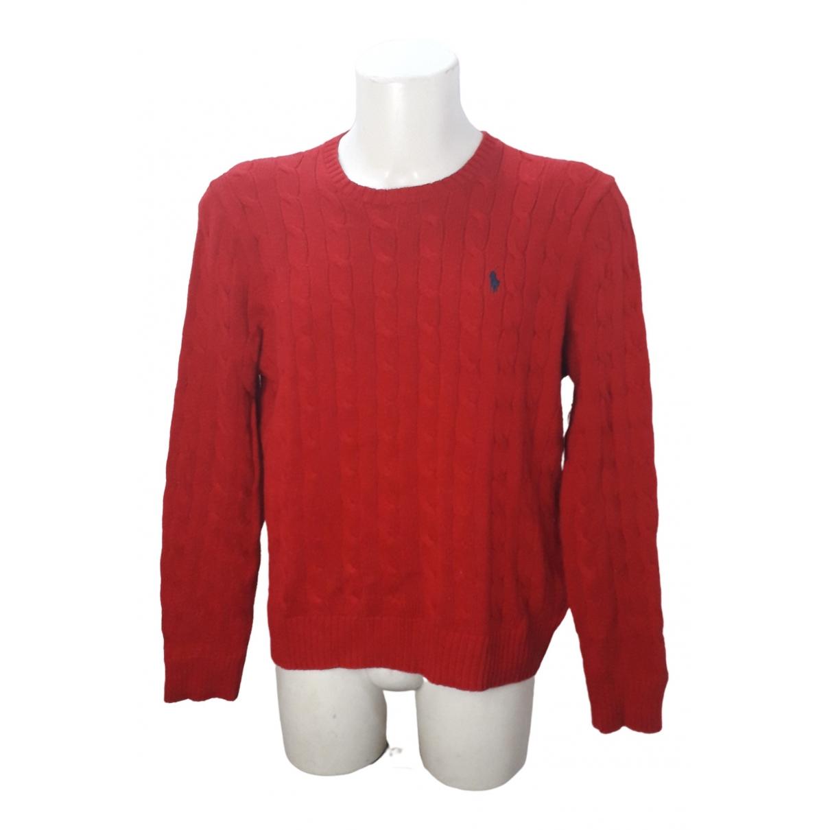 Polo Ralph Lauren \N Orange Cotton Knitwear & Sweatshirts for Men L International