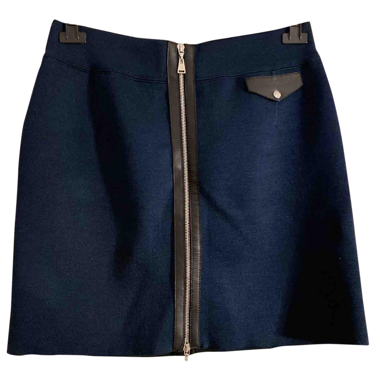 Louis Vuitton - Jupe   pour femme - bleu