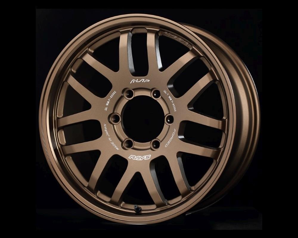 A - LAP WL7U20KA-07X Wheel 18x8 6x139.7 20mm Bronze