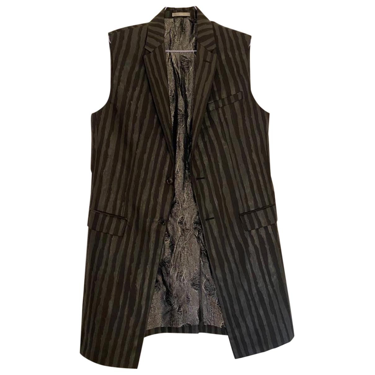 Dior Homme - Vestes.Blousons   pour homme en autre - anthracite