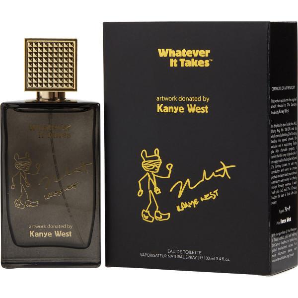 Kanye West - Whatever it Takes Eau de Toilette Spray 100 ml