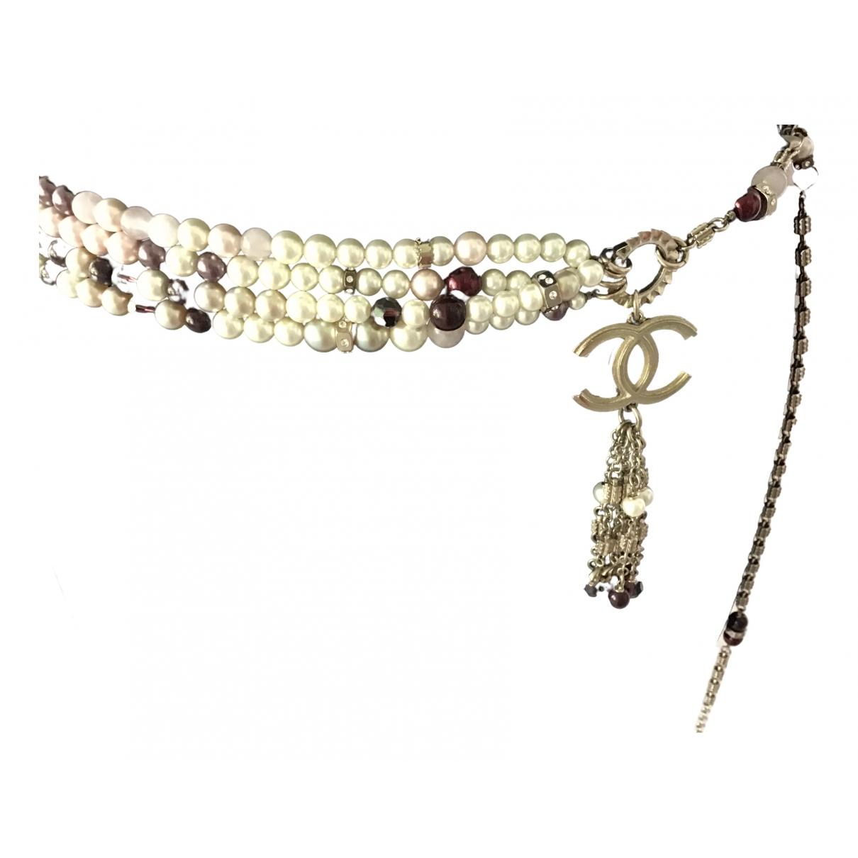 Chanel \N Metal belt for Women 70 cm