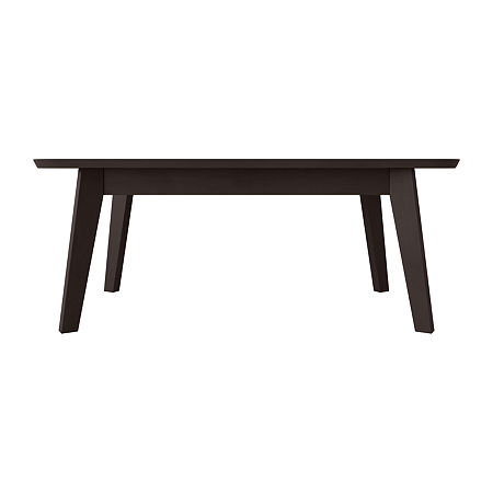 Isadora Coffee Table, One Size , Brown
