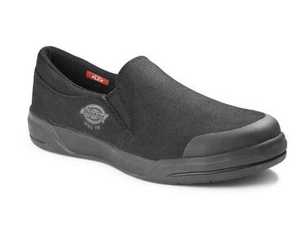Dickies Supa Dupa Steel Toe Slip On Sneaker