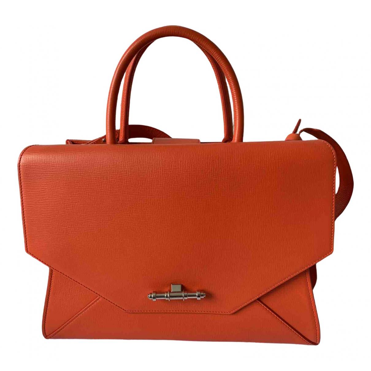 Bandolera Obsedia Tote de Cuero Givenchy