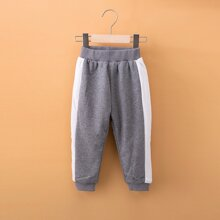 Toddler Boys Side Panel Sweatpants