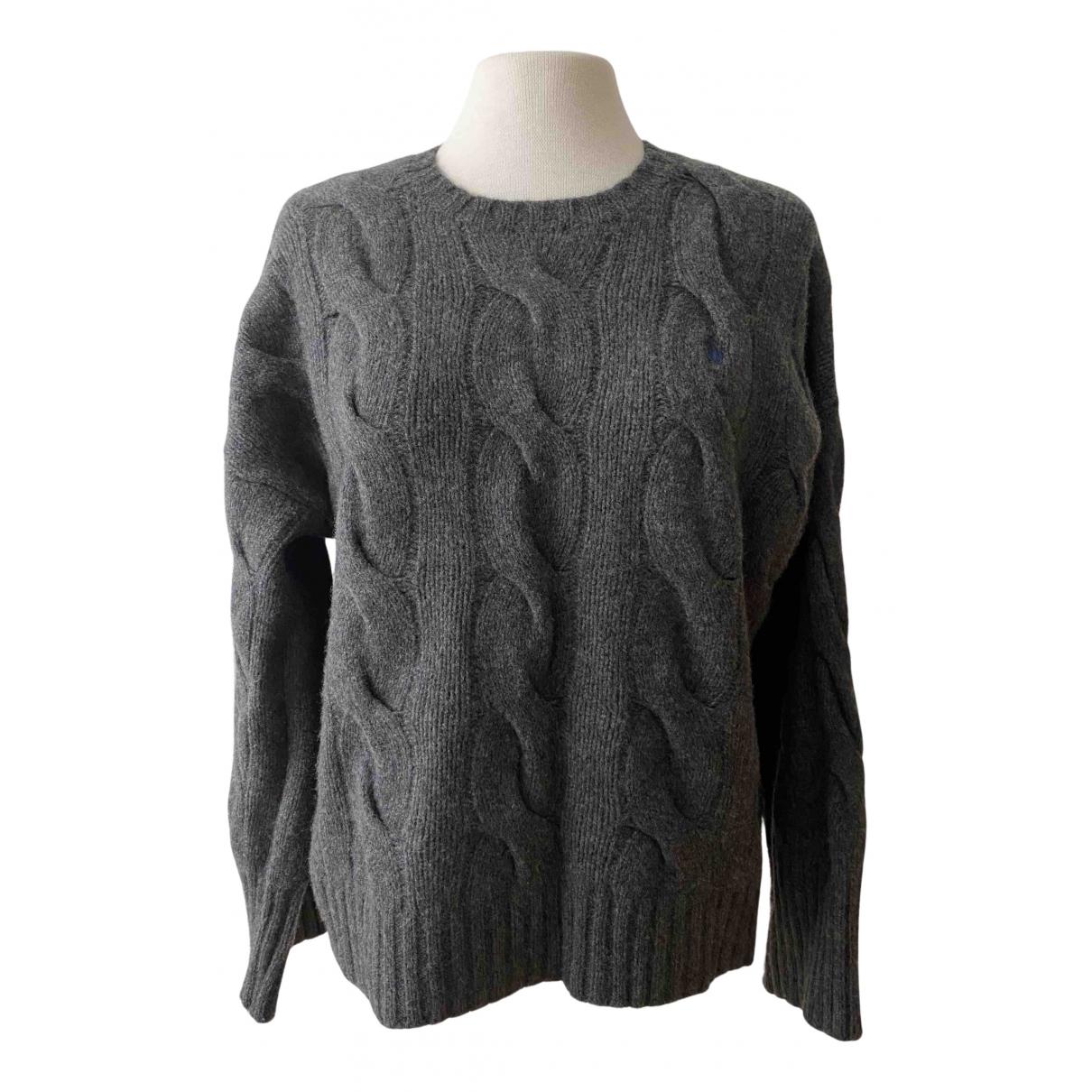 Polo Ralph Lauren N Anthracite Wool Knitwear for Women M International