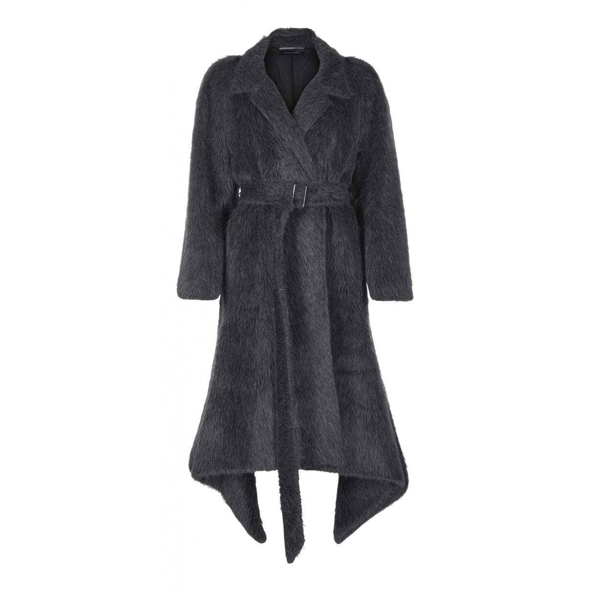 Roland Mouret N Grey Wool coat for Women 12 UK