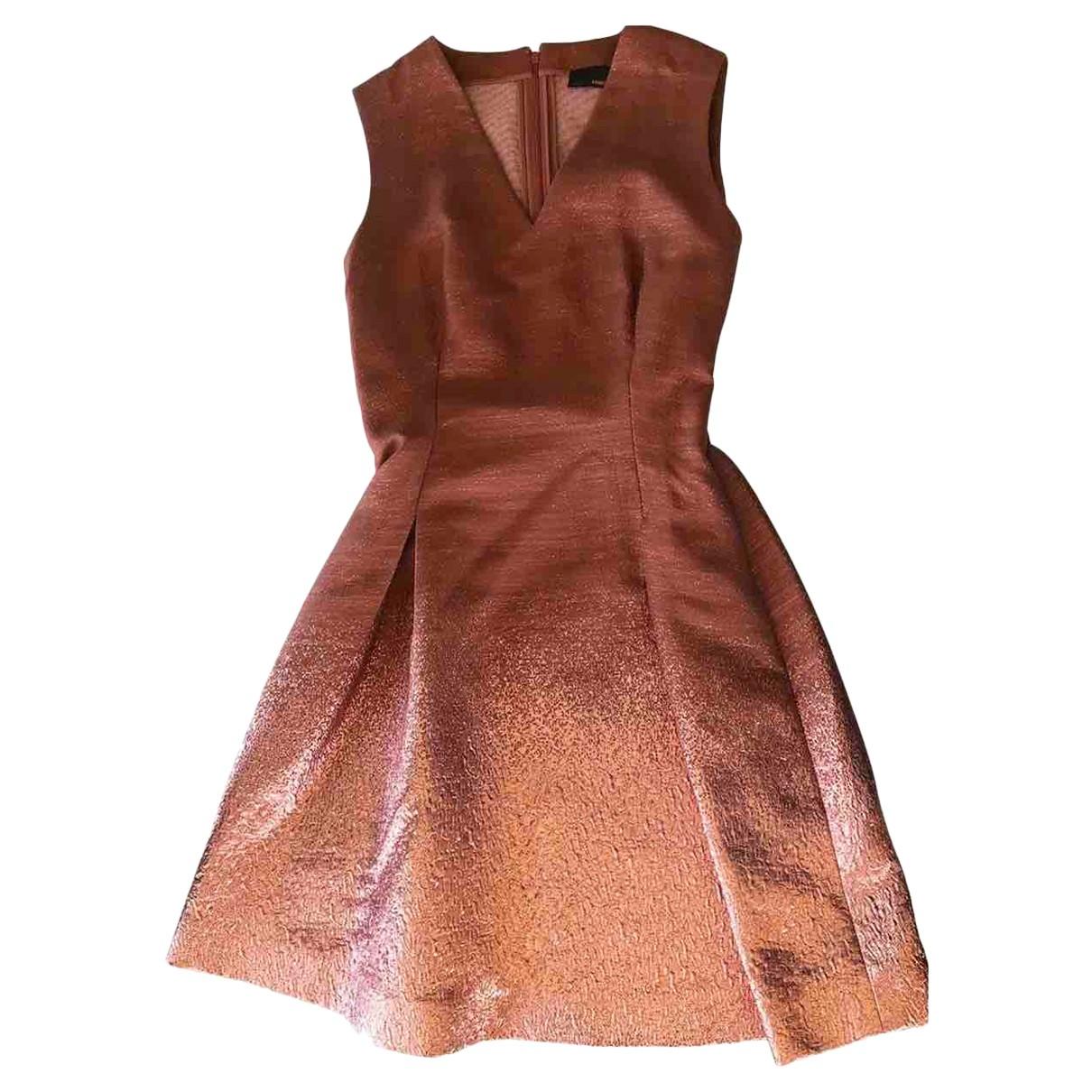 Fendi \N Kleid in  Rosa Wolle