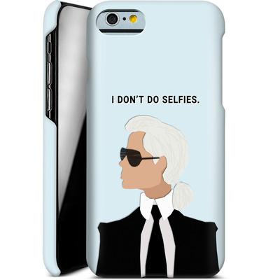 Apple iPhone 6s Smartphone Huelle - Lagerfeld von caseable Designs