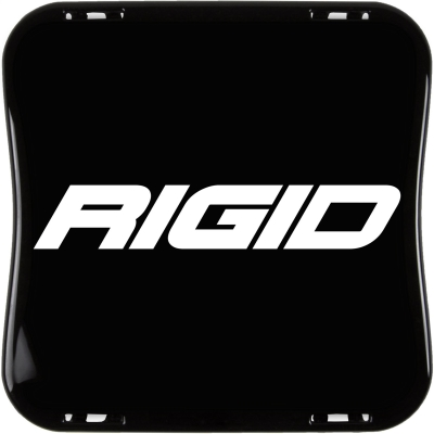 Rigid Industries D-XL Series Light Cover (Black) - 321913